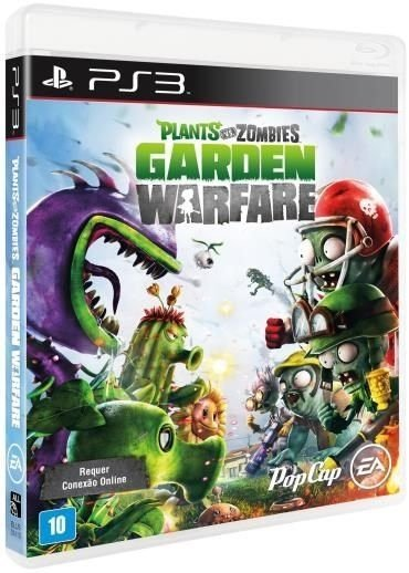 Jogo Plants vs. Zombies: Garden Warfare - PS3 - PlayStation 3