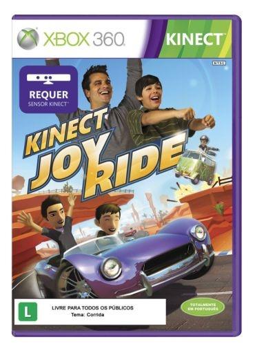 Jogo Joy Ride -  Xbox 360