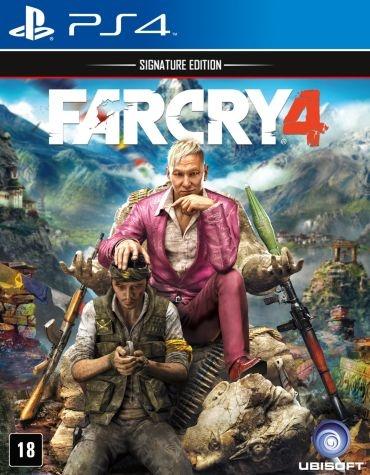 Jogo Far Cry 4 - Ps4 - PlayStation 4