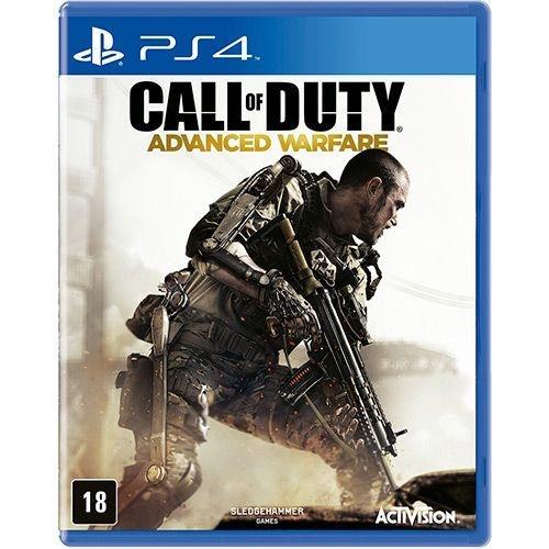Jogo Call of Duty: Advanced Warfare - PS4 - PlayStation 4