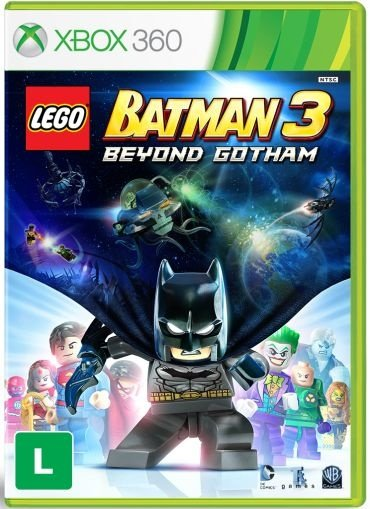 Jogo Lego Batman 3 - Beyond Gotham - Xbox 360