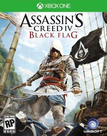 Jogo Assassin's Creed IV - Black Flag - Xbox One
