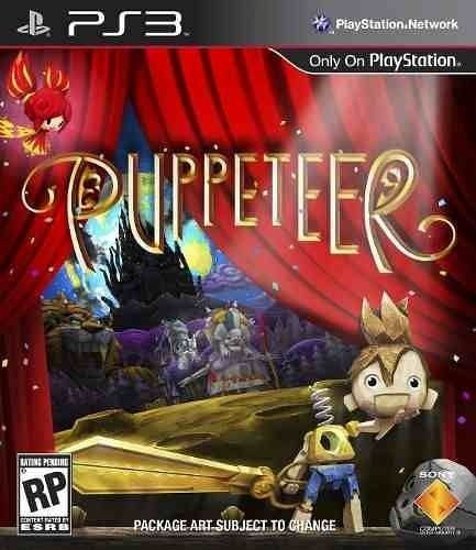 Jogo Puppeteer - Ps3 - Play Station 3