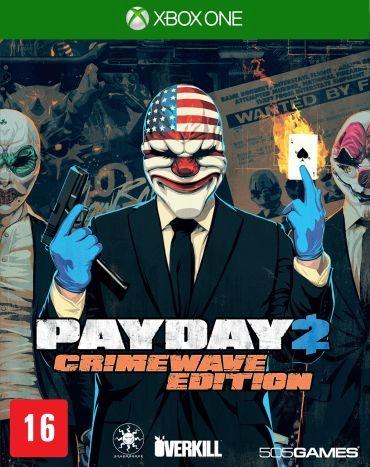 Jogo Payday 2 - Crimewave Edition - Xbox One