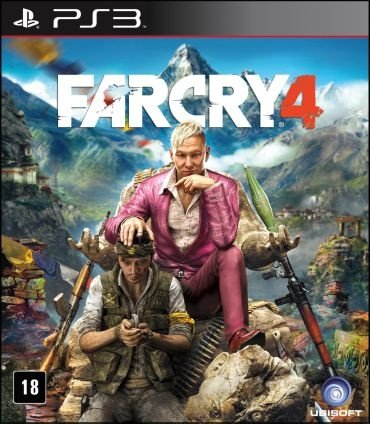 Jogo Far Cry 4 - PS3 - PlayStation 3
