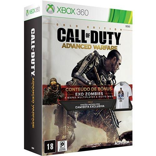 jogo Call of Duty: Advanced Warfare Gold Edition - XBOX 360