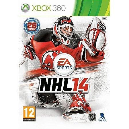 Jogo NHL 14 - Xbox 360