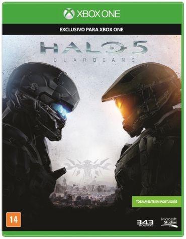 Jogo Halo 5 : Guardians - Xbox One