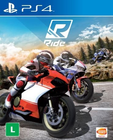 Jogo Ride - PS4 - PlayStation 4