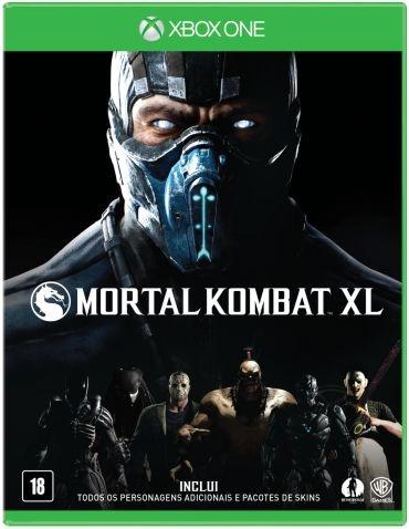 Jogo Mortal Kombat XL - Xbox One