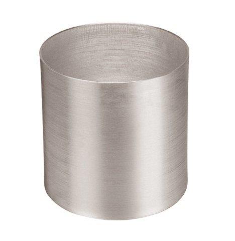 Canudo de Alumínio para Molho Hotel Ø 16 x 22 cm - 4,4 Litros
