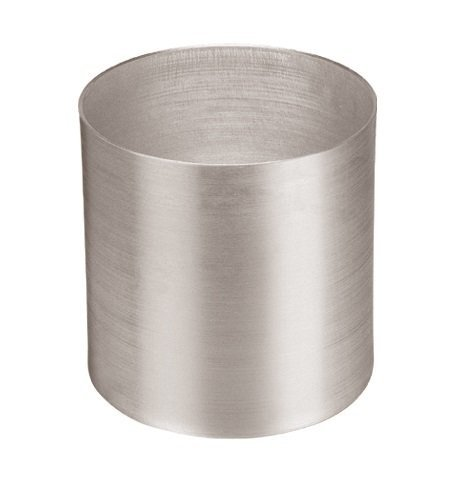 Canudo de Alumínio para Molho Hotel Ø 28 x 28 cm - 17,2 Litros