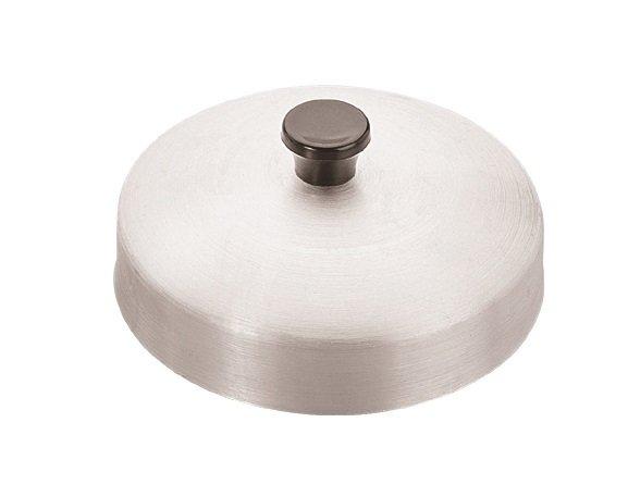 Abafador de Alumínio para Hambúrguer 16 cm