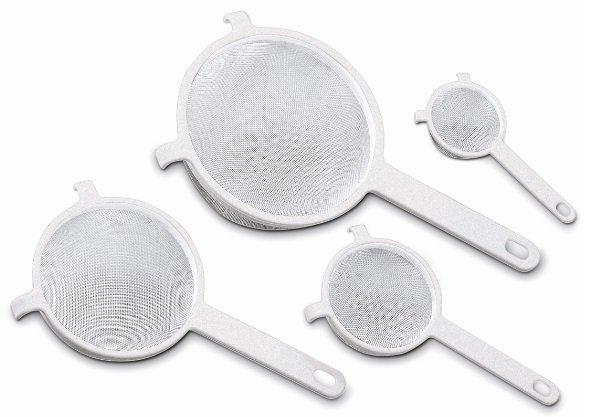 Peneira Aço Inox com Cabo Plástico Top Pratic Ø 7 cm | Brinox