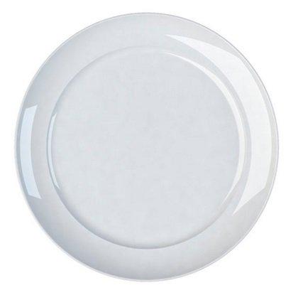 Prato Bolo de Porcelana com Aba Reforçada Linha Versa Ø 30 cm | Germer