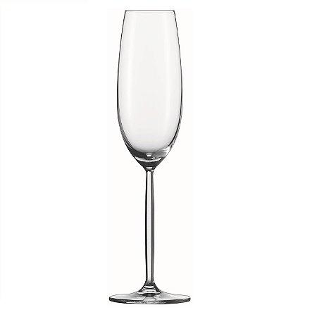 Taça Champagne e Presseco Diva 219 ml (Caixa com 6 peças) | Schott Zwiesel