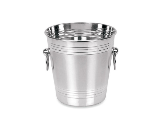 Balde Aço Inox para Garrafa 4,5 Litros | Hércules