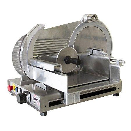 Fatiador de Carnes Inox Lâmina 350 mm | Skymsen