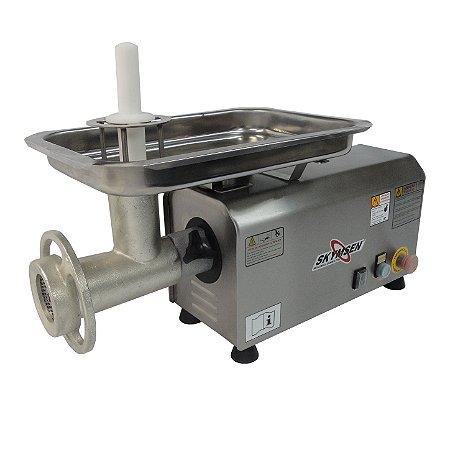 Picador de Carne Inox com Boca 22 mm | Skymsen