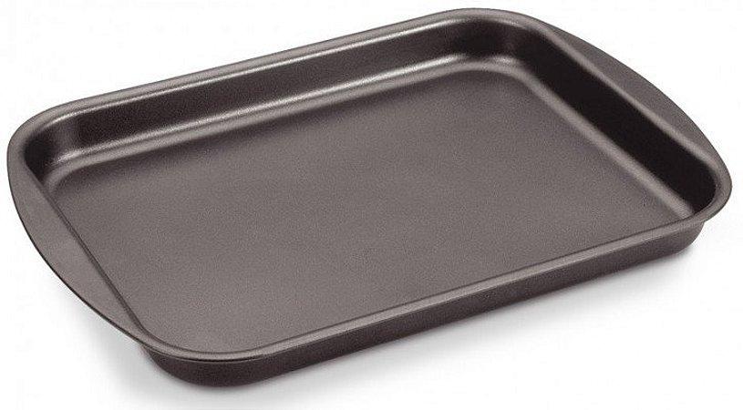 Assadeira Rasa com Antiaderente 22 x 18 x 3,5 cm | Tramontina