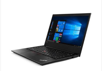Notebook Lenovo E480 i7-8550U 8GB 1TB W10P GFX - 20KQ000EBR