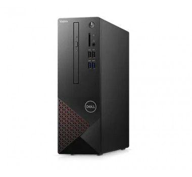 Dell Microcomputador Vostro 3681 SFF, Core i3-10100, RAM 4GB, HDD 1TB, Ubuntu (Linux)