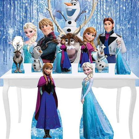 Combo Diamante Frozen Festa Totem
