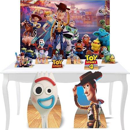 Combo Diamante Toy Story 4 Festa Totem