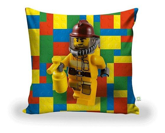 Capa De Almofada Lego Decoração ALI-64