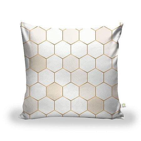 Capa De Almofada Tecido Decorativa Decoração ALA-158