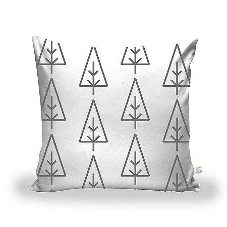Capa De Almofada Tecido Decorativa Decoração ALA-221