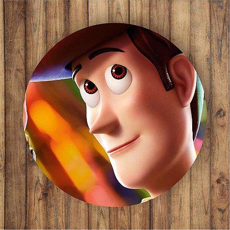 Painel Tecido Redondo Toy Story Decoração Festa 04
