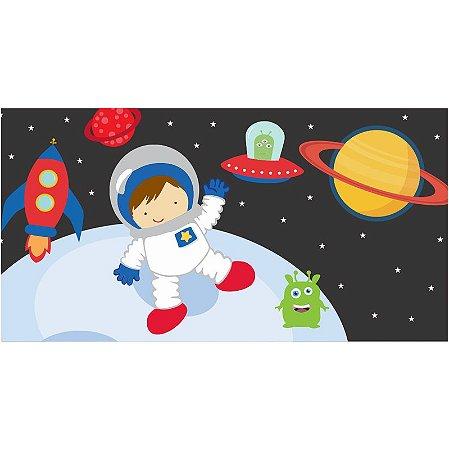 Painel em Lona Astronauta 01