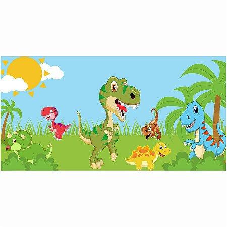 Painel em Lona Dinossauro Baby 01