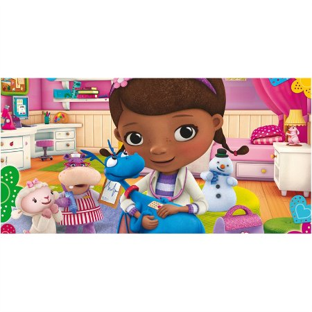 Painel em Lona Doutora Brinquedos 01