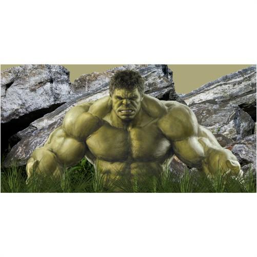 Painel em Lona Hulk 01