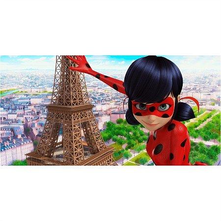 Painel em Lona Ladybug 03