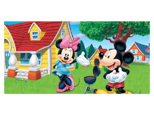 Festa em Lona Mickey 07