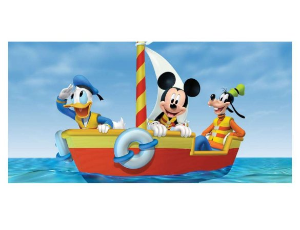 Festa em Lona Mickey 08