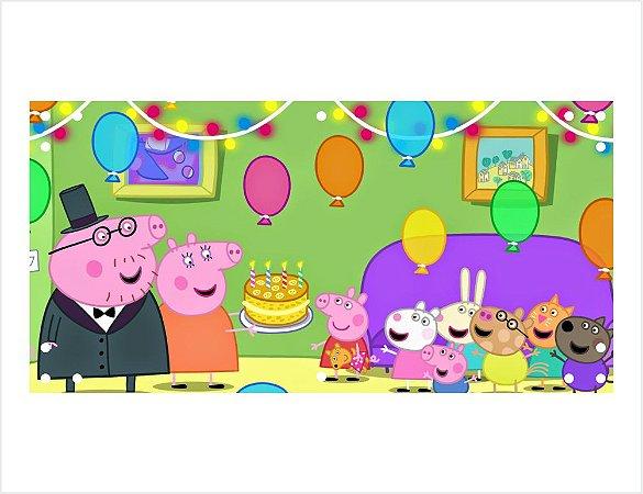Painel em Lona Peppa Pig 05