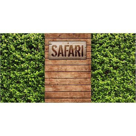Painel em Lona Safari 02