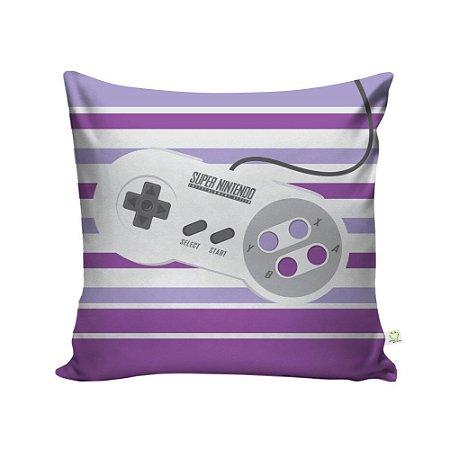 Capa de Almofada Controle Super Nintendo Esquerdo