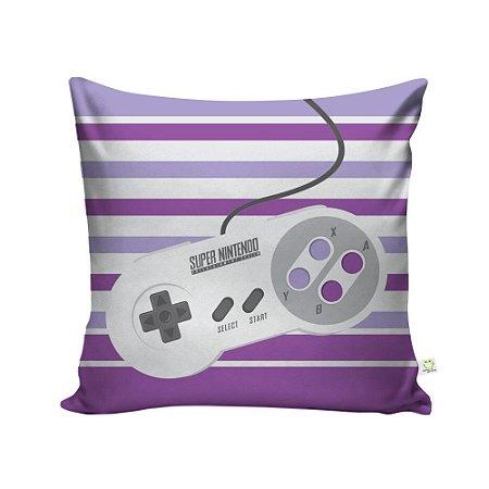 Capa de Almofada Controle Super Nintendo Direito