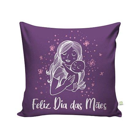 Capa de Almofada Dia das Mães ALDC013