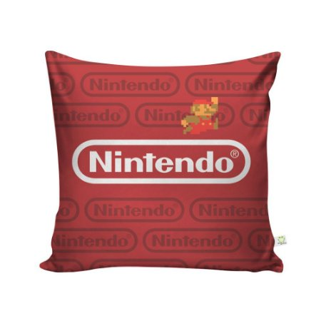 Capa de Almofada Nintendo GA007