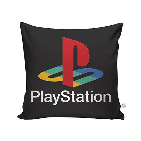Capa de Almofada Logo PlayStation