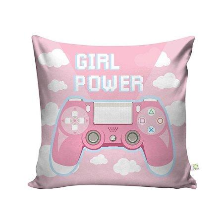 Capa de Almofada Girl Power