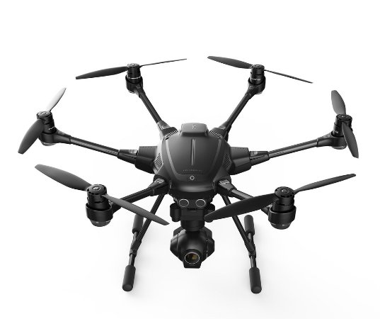 Drone Yuneec Typhoon H UltraHD 4K Hexacóptero - Pronto para Voar