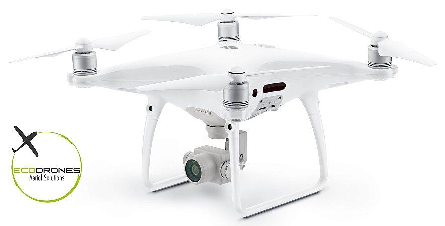 DJI Phantom 4 Pro - Câmera 20MP - Sensores Anticolisão em todos os lados - Excelente para Mapeamento