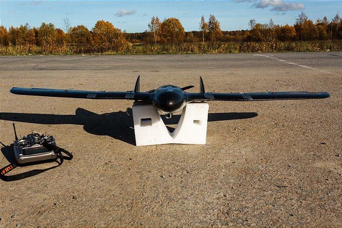 Asa RVJET Mapping Pronta para voar - Embarque seu Sensor / Câmera - Para Trabalhos de Mapeamento, Topografia, Agricultura de Precisão, Geologia e outros Aerolevantamentos